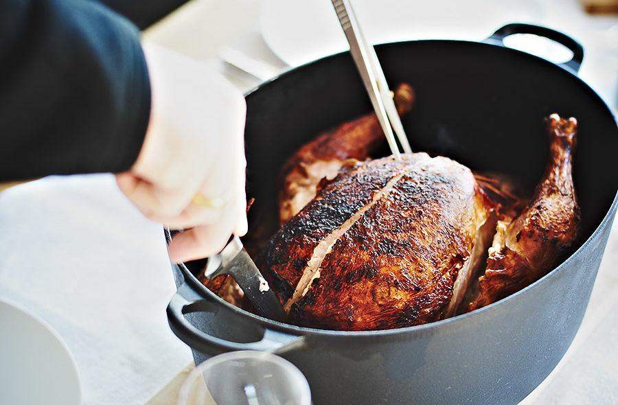 Leckeres Brathuhn frisch aus dem Ofen Gefluegel-Rezepte Bauernhof Glabach Neuwied